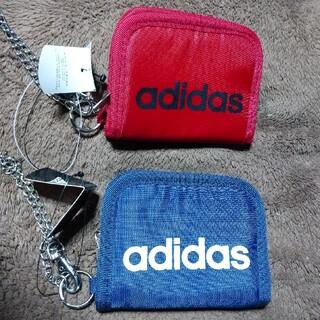 アディダス(adidas)の新品☆adidas折り財布2点セット(折り財布)