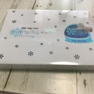 キスマイフットツー(Kis-My-Ft2)のKis-My-Ft2 SNOWDOMEの約束 (ミュージック)