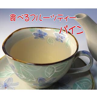 食べるパインフルーツティー500g/71回分 大容量サイズ ハーブティー ティー(茶)
