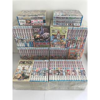 大人気漫画! ワンピース 全96巻+8冊 まとめ売り(全巻セット)