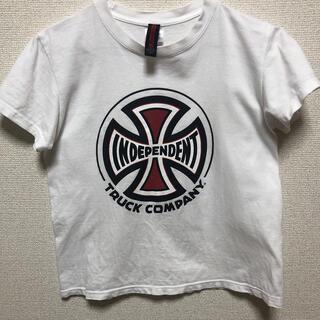 independent 150センチ Tシャツ スケーター