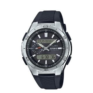 カシオ(CASIO)のCASIO 電波ソーラー マルチバンド6 未使用 時刻合わせ不要 (腕時計(アナログ))