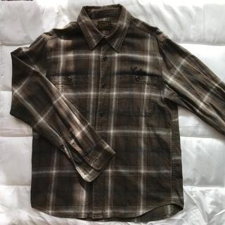 キャリー(CALEE)のCALEE  チェックシャツ メンズMサイズ(シャツ)