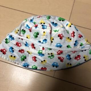 ホットビスケッツ(HOT BISCUITS)のミキハウス 帽子 一歳くらい(帽子)