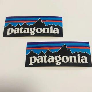 パタゴニア(patagonia)の大人気‼️ パタゴニア ステッカー CLASSICミニ Patagonia(その他)