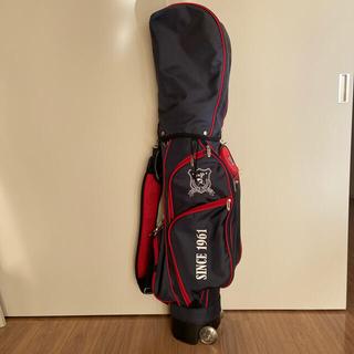 アーノルドパーマー(Arnold Palmer)のゴルフバッグ キャスター付 コンパクト キャディバッグ(バッグ)