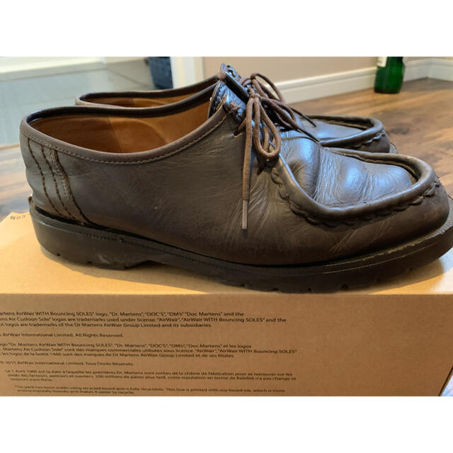 クレマン 革靴