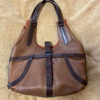 ツチヤカバンセイゾウジョ(土屋鞄製造所)の土屋鞄製造所 ハーネス スイープトート    美品🧡(ショルダーバッグ)