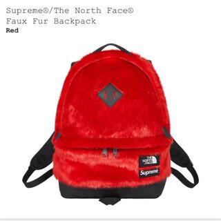 シュプリーム(Supreme)のSupreme The North Face リュック シュプリーム コラボ(ショルダーバッグ)