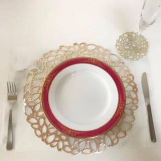 ノリタケ(Noritake)の【Noritake】6525GOLDMEREディナープレートゴールドミア平皿(食器)