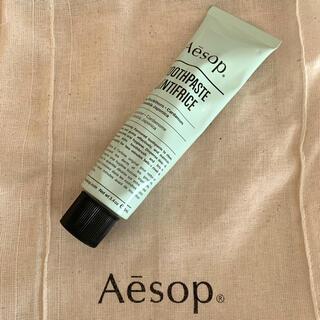 イソップ(Aesop)のイソップ トゥースペースト 60ml 歯磨き粉 新品未開封 Aesop(歯磨き粉)