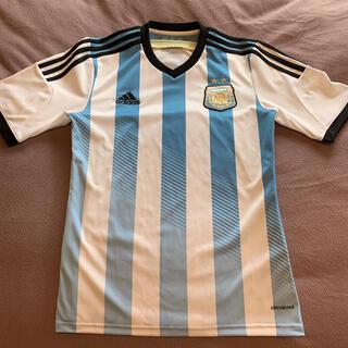 アディダス(adidas)のアルゼンチン代表 ホームユニフォーム Mサイズ(ウェア)