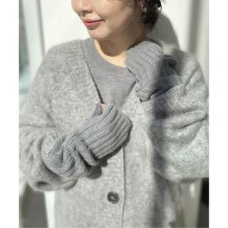 アパルトモンドゥーズィエムクラス(L'Appartement DEUXIEME CLASSE)のL'Appartement Arm Warmer 手袋(手袋)