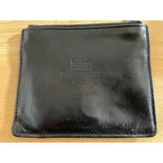 ホワイトハウスコックス(WHITEHOUSE COX)のホワイトハウスコックス 小銭入れ パスケース(コインケース/小銭入れ)
