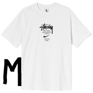 ステューシー(STUSSY)のSTUSSY NIKE  tシャツ Mサイズ(Tシャツ(半袖/袖なし))