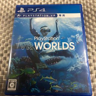 プレイステーションヴィーアール(PlayStation VR)のPlayStation VR WORLDS PS4 VR専用ソフト(家庭用ゲームソフト)