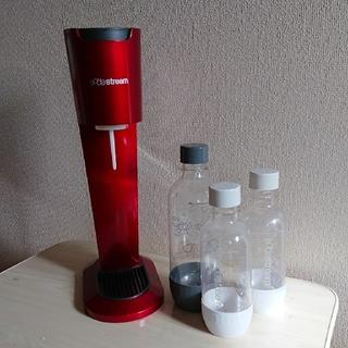 炭酸水メーカー ソーダストリーム(調理機器)