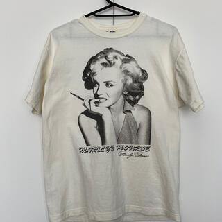 トイズマッコイ(TOYS McCOY)のTOYS McCOY (トイズマッコイ)  マリリンモンロー Tシャツ L(Tシャツ/カットソー(半袖/袖なし))