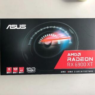 エイスース(ASUS)の新品未開封品 ASUS AMD Radeon RX6900XT-16G(PCパーツ)