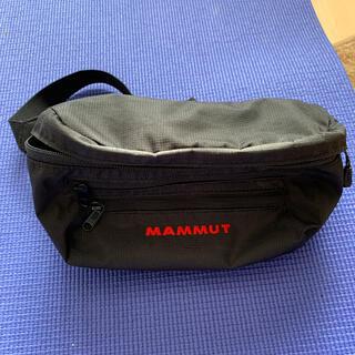 マムート(Mammut)のマムート Classic Bumbag 1.5L black(登山用品)
