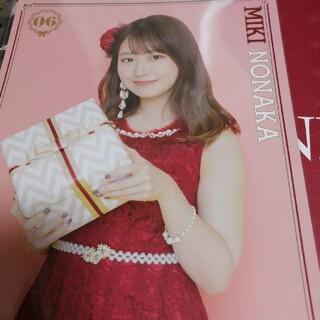 モーニングムスメ(モーニング娘。)のモーニング娘、'20 野中美希 ピンナップポスター プレモニ。(アイドルグッズ)