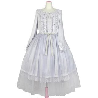 アンジェリックプリティー(Angelic Pretty)の乙女のチュチュDoll ワンピース+カチューシャ(ひざ丈ワンピース)