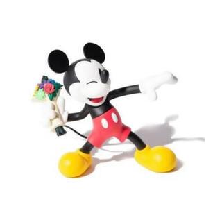 ディズニー(Disney)のメディコム・トイ glamb VCD THROW MICKEY ミッキーマウス(キャラクターグッズ)