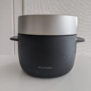バルミューダ(BALMUDA)の【SALE】BALMUDA The Gohan(炊飯器)