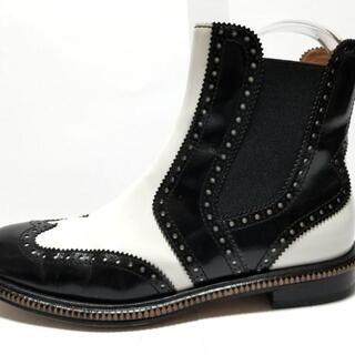マークバイマークジェイコブス(MARC BY MARC JACOBS)のマークバイマークジェイコブス ブーツ 38 -(ブーツ)