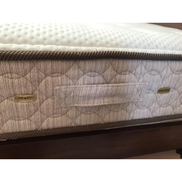 ERAD FRANCE(エラドフランス)のFRANCE BED インテリア/住まい/日用品のベッド/マットレス(ダブルベッド)の商品写真