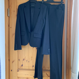 クイーンズコート(QUEENS COURT)のパンツスーツ(スーツ)