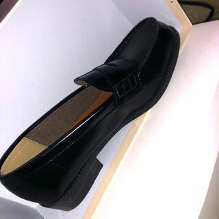 ピッティ(Pitti)のローファー 黒(ローファー/革靴)