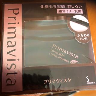 プリマヴィスタ(Primavista)のプリマヴィスタ 化粧持ち実感 おしろい EX ブラックプリマ フェイスパウダー((フェイスパウダー)