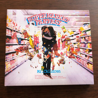 Mr.Children 『SUPERMARKET FANTASY』(ポップス/ロック(邦楽))