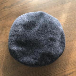 オーバーライド(override)のオーバーライト ベレー帽子 (ハンチング/ベレー帽)