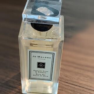 ジョーマローン(Jo Malone)のジョーマローン イングリッシュペアー&フリージア バスオイル30ml(入浴剤/バスソルト)
