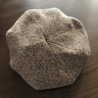 オーバーライド(override)のオーバーライト ベレー帽子(ハンチング/ベレー帽)