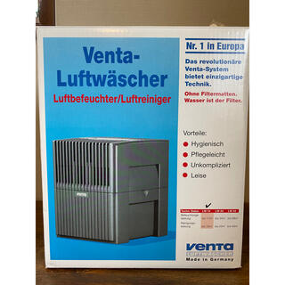 バルミューダ(BALMUDA)のなっと様専用 Venta ベンタ エアウォッシャー 気化式加湿器(加湿器/除湿機)