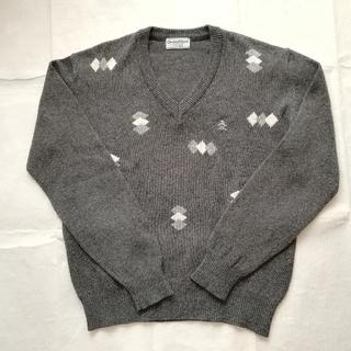 マンシングウェア(Munsingwear)の【ひろし様専用】グランドスラム マンシングウェア Vネックセーター(ニット/セーター)