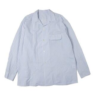 ヤエカ(YAECA)のURU ウル STRIPE OPEN COLOR SHIRT(シャツ)