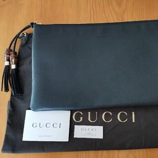 グッチ(Gucci)の【値下げ】GUCCIクラッチバッグ(セカンドバッグ/クラッチバッグ)