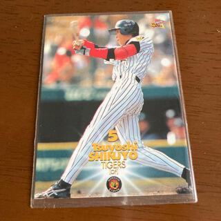 ハンシンタイガース(阪神タイガース)の新庄剛志 プロ野球カード 阪神タイガース(シングルカード)