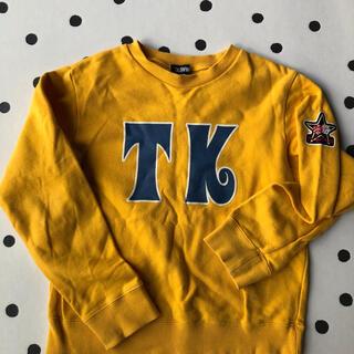 タケオキクチ(TAKEO KIKUCHI)のTK SAPKIDトレーナー(Tシャツ/カットソー)