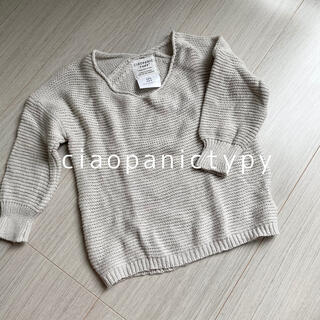 CIAOPANIC TYPY - トップス チャオパニックティピー コットン ニット セーター