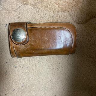 レッドムーン(REDMOON)の皮製 長財布(長財布)