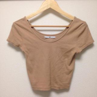 スライ(SLY)のSLY テレコTシャツ(Tシャツ(半袖/袖なし))