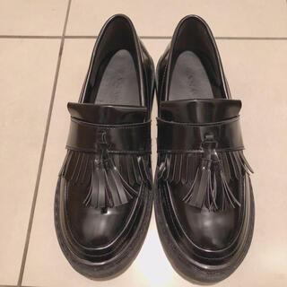 ウィゴー(WEGO)のWEGO/タッセルローファー(ローファー/革靴)