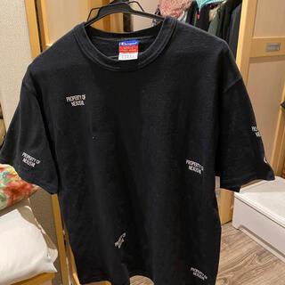 ネクサスセブン(NEXUSVII)のNexus7×Championコラボ ダブルネームTシャツ S(Tシャツ(半袖/袖なし))