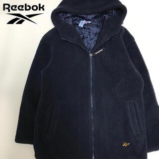 リーボック(Reebok)のReebok リーボック ボアコート ジャケット ジャンバー ブルゾン メンズ(ブルゾン)