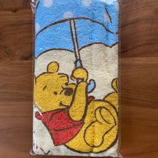クマノプーサン(くまのプーさん)のクマのプーさんタオル 新品未使用品(タオル)